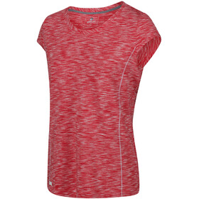 Regatta Hyperdimension Camiseta Mujer, red sky